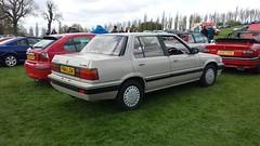 1989 Rover 213 SE Auto SD3 (micrak10) Tags: rover 213 se auto sd3