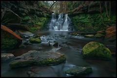 Waterfalls (A.Kowalewski) Tags: waterfalls westyorkshire bradford goitstockwaterfalls canon1740