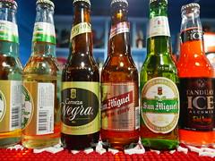 san miguel beer (DOLCEVITALUX) Tags: sanmiguelbeer sanmiguel beer palepilsen philippines panasoniclumixlx100 lumixlx100 tanduayice heineken cervezanegra
