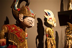 Puppets (Mersa Photography) Tags: mao museum art oriental turin city italy ambient zen culture