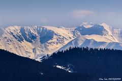 Parang Mountains (Ioan Todor. Photography's) Tags: alpine mountains carpathians sky blue rocky valley forest nature wilderness circus glacial romania winter season hunedoara
