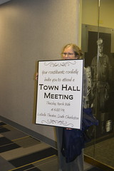 Inviting Congressman Mooney and Sen Manchin to a Public Town Hall (Rise Up WV) Tags: riseupwv wv capito mooney townhall