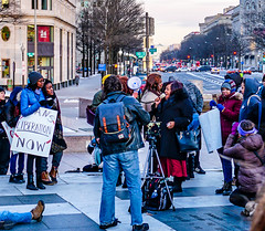 2017.03.15 #ProtectTransWomen Day of Action, Washington, DC USA 01507