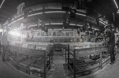 Reckless Records (Jovan Jimenez) Tags: reckless records sony ilce 6500 12mm f28 a6500 alpha zeiss touit carl pano panorama panoramic 180 black white mono monochromatic monochrome kolor autopano autopanopro giga pixel store chicago music emount mirrorless symmetry distagon cinematic cinematography atmospheric