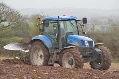 New Holland T6080 Tractor with a Kverneland 4 Furrow Plough (Shane Casey CK25) Tags: new holland t6080 tractor kverneland 4 furrow plough blue rathcormac cnh nh casenewholland newholland ploughing turn sod turnsod turningsod turning sow sowing set setting tillage till tilling plant planting crop crops cereal cereals county cork ireland irish farm farmer farming agri agriculture contractor field ground soil dirt earth dust work working horse power horsepower hp pull pulling machine machinery nikon d7100 tracteur traktor traktori trekker trator ciągnik