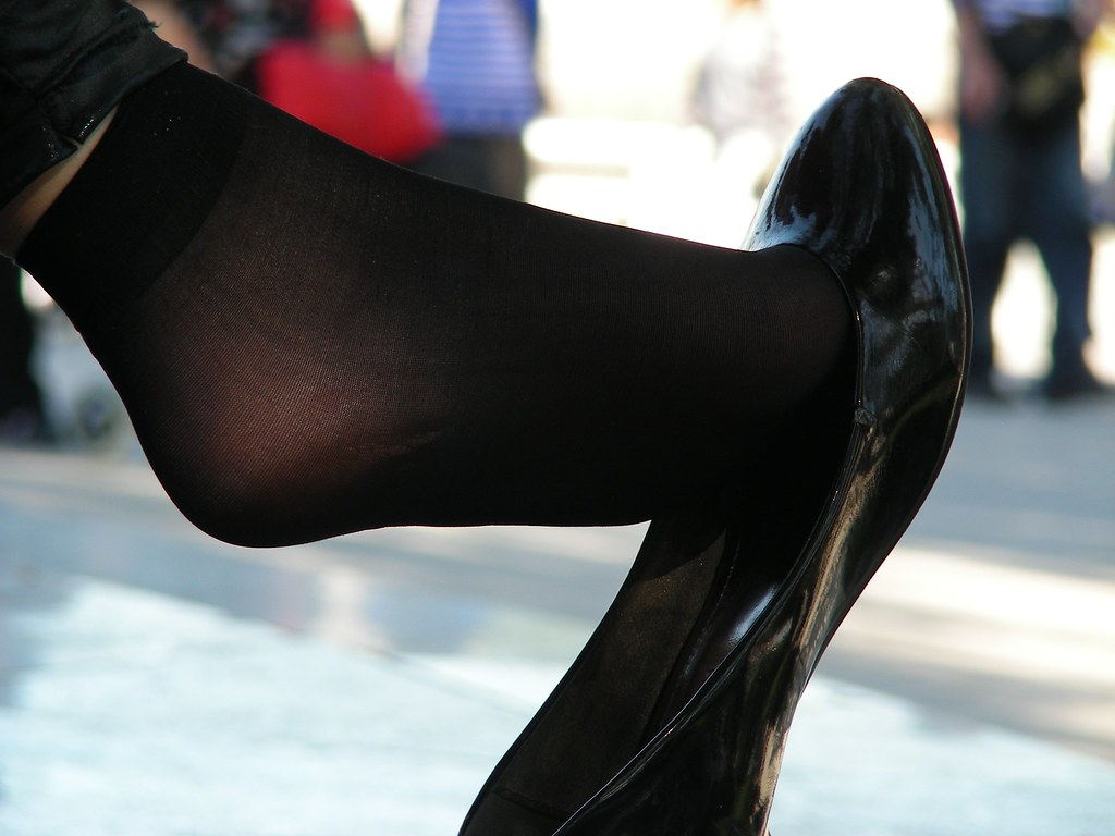 The Worlds Newest Photos Of Candid And Shoeplay - Flickr -9840