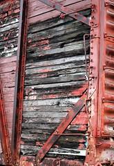 IMG_6700 (joyannmadd) Tags: galvestonrailroadmuseum texas trains railroad tracks traindpot museum historic cars engines memorobilia old sculptures silver diningcar menu plates wheels