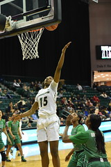 WBasketball-vs-North Texas, 1/26, Chris Crews, DSC_4820 (PsychoticWolf) Tags: 49ers basketball charlotte cusa d1 green mean ncaa ninermedia north nt texas unc uncc unt womens