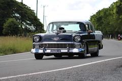 1956 CHEVROLET BEL AIR SEDAN (bri77uk) Tags: norwell queensland rustandchrome classiccars showandshine show shine