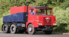Foden Heavy Haulage IMG_8484 (Frank Hilton.) Tags: classic truck lorry eight wheel maudsley aec atkinson albion leyalnd bristol austin outside heavy haulage crane 8 axle