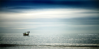 The lobster pot boat