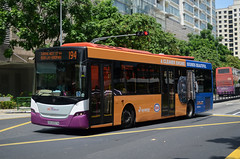 SBS Transit Scania K230UB Gemilang (nighteye) Tags: sbstransit 新捷运 scania k230ub gemilangcoachworks eurov sbs8957m service194 esso synergy smartchoice singapore bus
