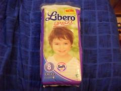 Libero Up&Go 8 (Original version, from 2012) (DiapieDude) Tags: vintagediapers vintagebabydiapers diapers diaper abdl liberodiapers libero liberoupgo