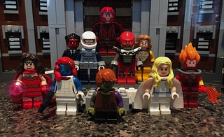 Lego X-men Villains