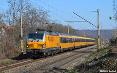 Poobedný Pražák (Sadloň Richard) Tags: regiojet regiojettrain express zug vlak vectron vectron193 train trains trainspotting trainphoto rj rjsk