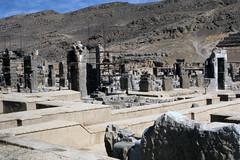 Found Photo - Iran - Persepolis - Archeological Site 08.tif (David Pirmann) Tags: iran ruins archeology persia persian unesco worldheritage xerxes parsa takhtejamshid achaemenid dpfoundphotoasia1976 persepolis