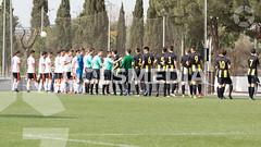 Valencia CF 1- 1 C.D. Roda Juvenil división de honor (Carlos Alcalde) J28