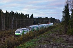DSC02454 (Jani Järviluoto) Tags: kouvola sr2 ic ic2