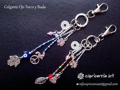 Llaveros de encanto (soledadcampos) Tags: joyas llaveros capricornioart accesorios bojoutrie diseño fotografía