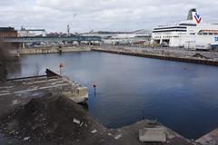 (Jani Kuusonen) Tags: largebodyofwater värtahamnen terminal terminalnonillness ship process progress inconstruction construction stockholm sweden placewheredonaldtrumpthinkssomethingbandhappenedbutreallydidnot