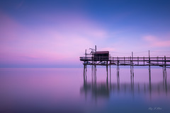 Tranquility (Ping...) Tags: tranquility longexposure hut ocean