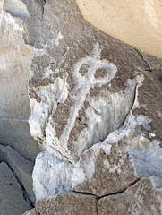 Petroglyph / Emigrant Spring Site (Ron Wolf) Tags: anthropology archaeology deathvalleynationalpark emigrantcanyon nationalpark nativeamerican atlatl petroglyph rockart vandalism california