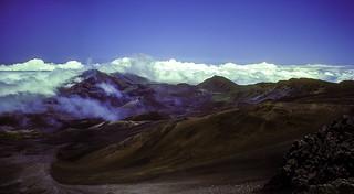 Haleakalā Summit Panorama