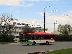 Autosan Sancity M09LE, #2426, MPK Lublin (transport131) Tags: bus autobus ztm lublin autosan sancity m09le mpk