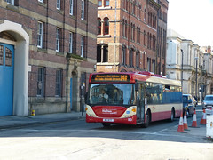 Halton 93 170324 Liverpool (maljoe) Tags: halton haltonboroughtransport haltontransport