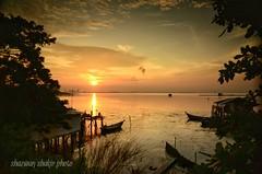S U N R I S E (Shakirlazim78) Tags: nikonphotografi nikon d7000 sunrise penang sea
