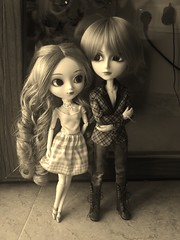 Georgina y Russel (it's_a_secret) Tags: pullip blanche taeyang alfred dolte porte jun planning dolls groove