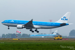 KLM Royal Dutch Airlines Airbus A330-203     PH-AOB     Amsterdam Schiphol - EHAM (Melvin Debono) Tags: klm royal dutch airlines airbus a330203   phaob amsterdam schiphol eham melvin debono spotting canon 7d 600d plane planes airport airplane aviation aircraft netherlands holland