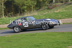 _DSC7192a (chris.jcbphotography) Tags: harewood speed hillclimb barc yorkshire centre spring national e type jaguar david lanfranchi