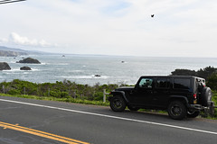 DEH_6373 (sobca) Tags: 75thanniversaryedition california hwy1 jku jeep ocean pacificcoasthighway sonoma wranglerunlimited