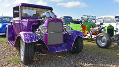 Purple Party.. (Harleynik Rides Again.) Tags: streetrod hotrod tbucket customcar purple party car v8 nikond810 harleynikridesagain