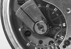 Pocket Watch_Mechanism_Earlsdon_Coventry_Nov16 (Ian Halsey) Tags: flickr:user=ianhalsey imagesgooglecom copyright:owner=ianhalsey exif:model=canoneos7d pocketwatch watchinnards watchmechanism insideawatch ticktock watchescapement watchspring
