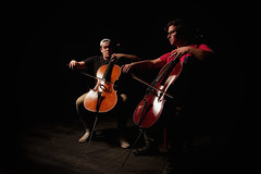 Duo playing (Anders Nordquist) Tags: canoneos6d tamron2470mmf28 cello music lowkey