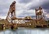 West Pearl Bridge (msuner48) Tags: d750 acr5 cs4 bridge clouds sky water swamp trees louisiana swamptour nikcollection topazlabs nikonafs24120mmf4ged westpearlbridge