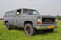1973 G.MC. Sierra Grande 2500 Pickup (Vinylone AFS + NO trades) Tags: 1973 gmc sierra grande 2500 pickup allamericansundaywognum2016