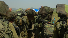 Golani Brigade Exercise (Israel Defense Forces) Tags: nature israel soldiers northern golani israeldefenseforces