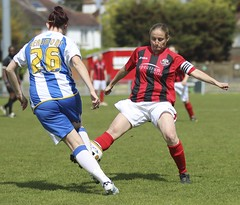 Lewes Ladies 2 BHA 1 4 May 2014. 19 (jamesboyes) Tags: from above ladies seagulls thanks for sussex football claire team women brighton time 21 soccer spice first womens best 2nd goals half beat finished behind trafford came result league lewes fa kirstie bha the rooks established ensured fawpl