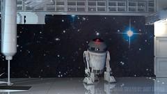 R2D2 - Star Gazing