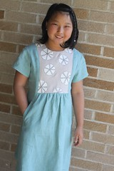Easter dress - Hide and Seek dress (L Poel) Tags:
