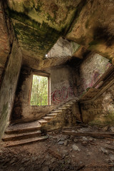 Depreciated (Sshhhh...) Tags: abandoned window wales stairs woodland ruins estate decay neglected steps shell grand dirty staircase mansion derelict crumbling sshhhh