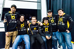 NA Spring Playoffs 2014 (lolesports) Tags: riot team counter games gaming logic tsm dignitas leagueoflegends solomid lolesports
