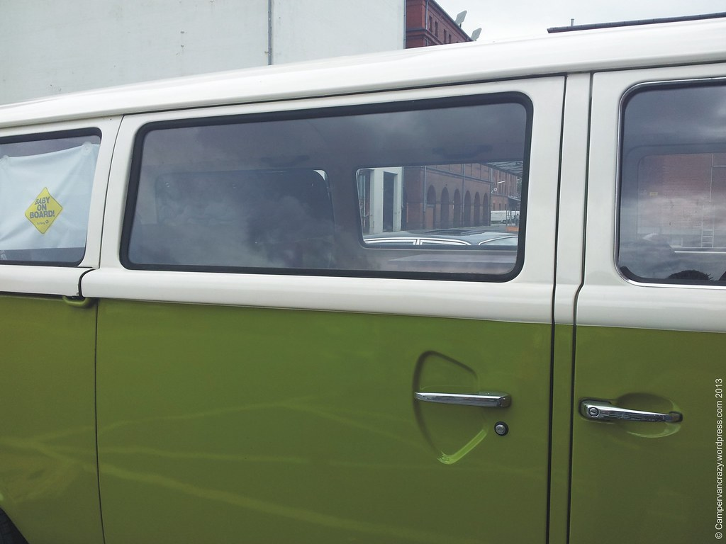 Air Conditioning Old School (campervancrazy) Tags: kombi t2b 1976  #5A6731