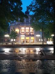 Bielefelder Nachtansichten (WrldVoyagr) Tags: night germany deutschland bielefeld nachtansichten