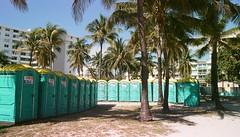 South Beach Minolta Vectis S-1 APS SLR Camera (Phillip Pessar) Tags: slr film beach analog 1 nikon minolta miami south s 200 vectis s1 expired 2008 aps advantix sobe c41