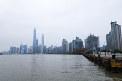 Lujiazui (Le Petit King) Tags: china ferry asia shanghai sony    2014 lujiazui   pudongnewarea dongjiadu   rx100m2 rx100markii 20140518