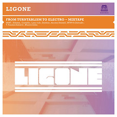 Ligone - From Turntablism to Electro